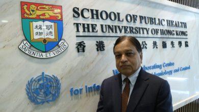 Photo of [WHO] HKU Prof Malik Peiris proposed as adviser to International Health Regulations Emergency Committee for COVID-19 pneumonia