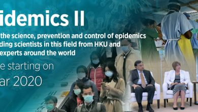 Photo of 港大免費網上課程「Epidemics II」  以知識對抗疫症