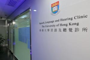 Photo of Speech-language therapy services at a distance by HKU students