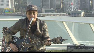 Photo of Revisit the Sam Hui Easter Sunday online concert
