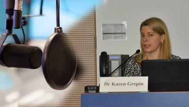 Photo of Podcast   Coronavirus: Men vs Women with Dr Karen Grépin (Episode 2)