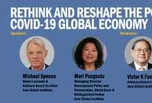 Photo of Global Thinkers – Rethink and Reshape the Post Covid-19 Global Economy