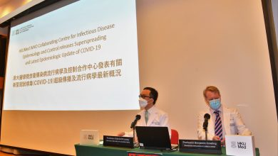 Photo of Amid four new local cases, HKU experts warned of more virus clusters