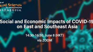 Photo of Social and Economic Impacts of COVID-19 on East and Southeast Asia