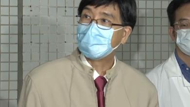 Photo of 袁國勇:兩周內確診個案仍增加 應考慮禁足令