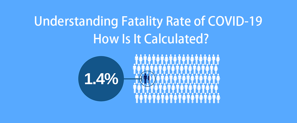 Photo of Understanding Fatality Rate of COVID-19 – How Is It Calculated?