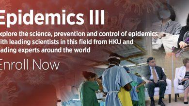 Photo of [Open for enrolment] HKU MOOC: Epidemics III
