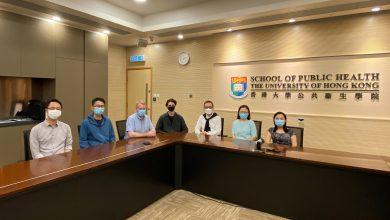 Photo of 港大研究:首兩波疫情主要由超級傳播事件主導