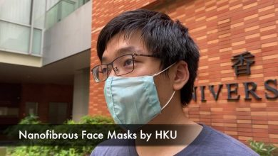 Photo of HKU engineering students invents reusable nanofibrous face masks