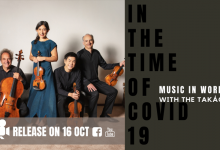 Photo of Music in Words ONLINE: Takács Quartet in the Time of COVID-19