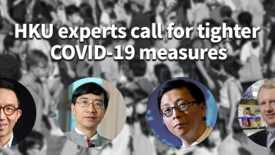 Photo of HKU experts call for tighter COVID-19 measures