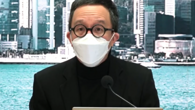 Photo of 梁卓偉:香港要嚴防英國變種新冠病毒入侵